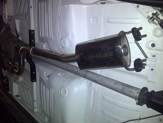 Talbot Exhaust System (2)