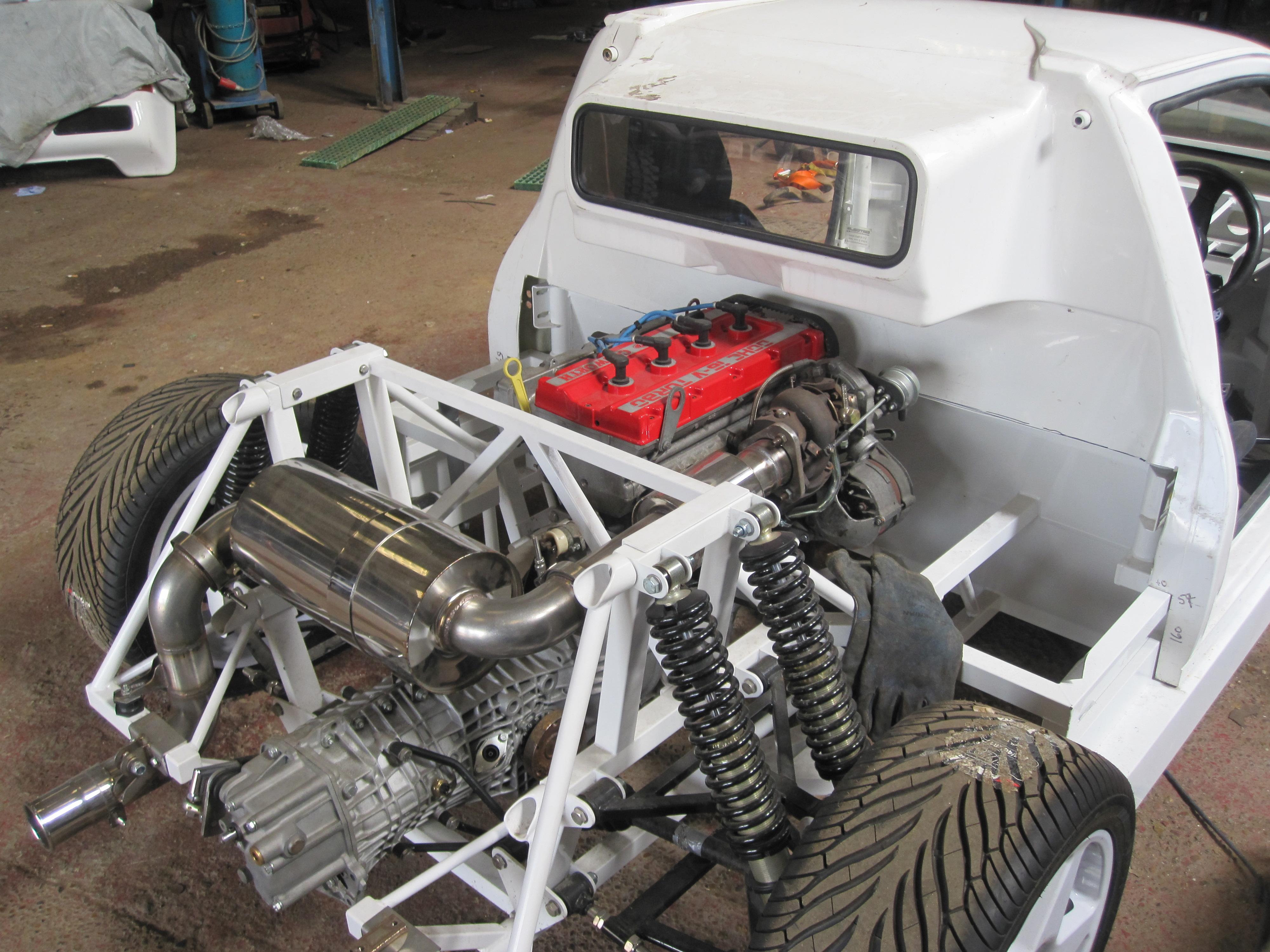 RS200 Cosworth Replica - Quest Motorsport