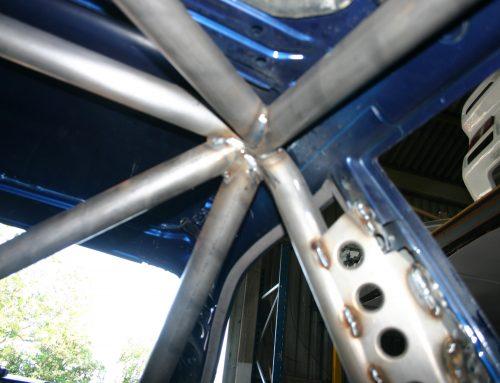 BMWe36 M3 Roll cage