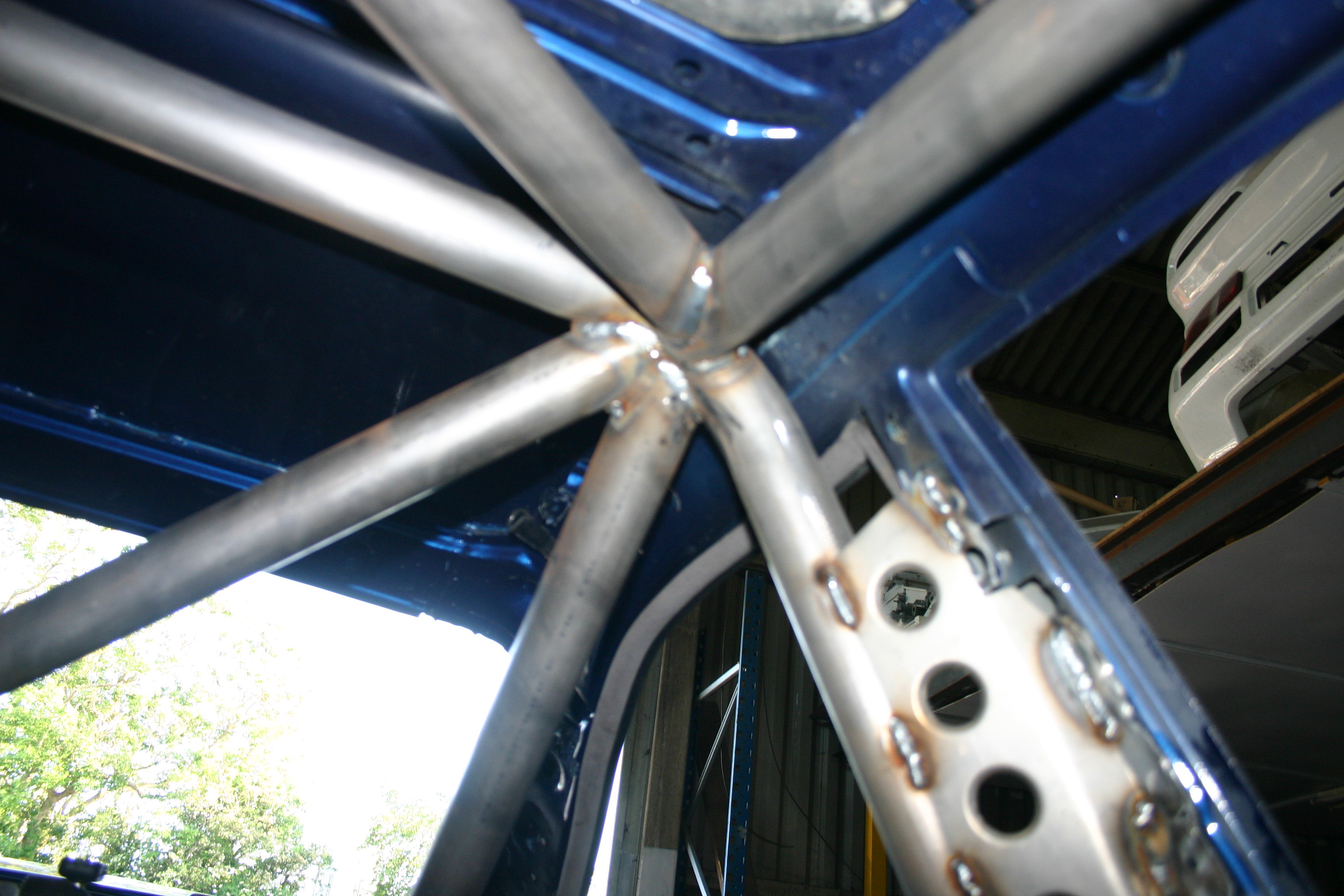 BMWe36 M3 Roll cage