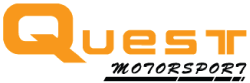 Quest Motorsport Sticky Logo